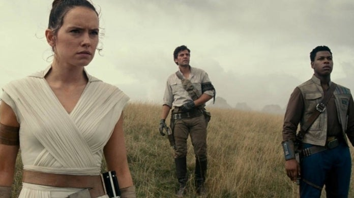 Star Wars The Rise of Skywalker cast