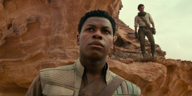 John Boyega Clears up Rumors About Star Wars: The Rise of Skywalker Trailer