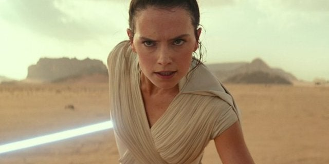 Daisy Ridley Confirms She Won't Be in the New Star Wars Trilogies