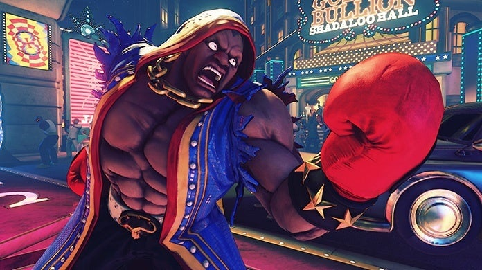 Street Fighter V free-to-play Capcom
