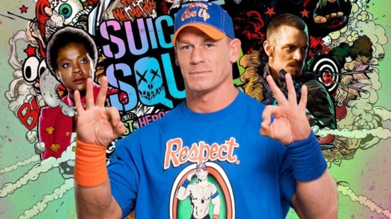 John Cena's Rumored 'Suicide Squad' Role Revealed