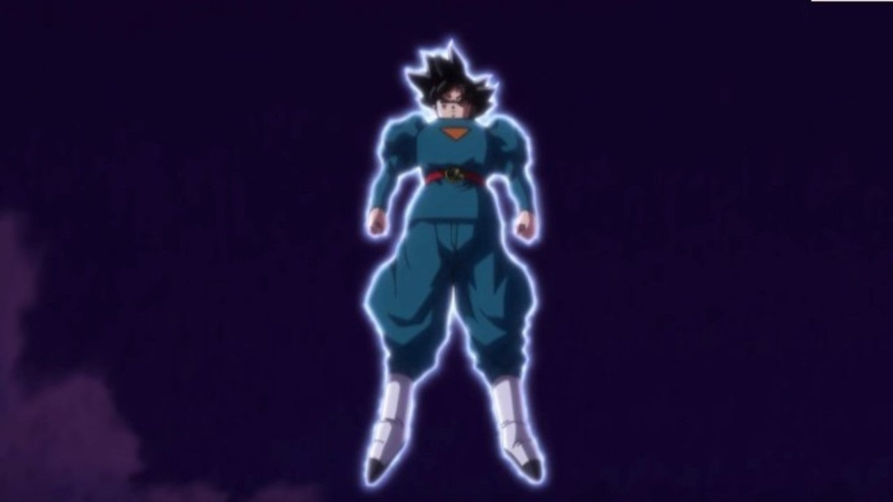 'Super Dragon Ball Heroes' Reveals More of Goku's Ultra Instinct Omen Power