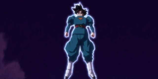 Super Dragon Ball Heroes Goku Ultra Instinct Omen Powers
