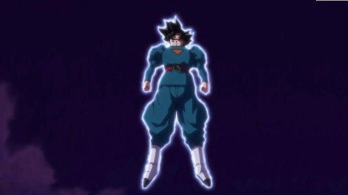 Super Dragon Ball Heroes Goku Ultra Instinct Omen Powers