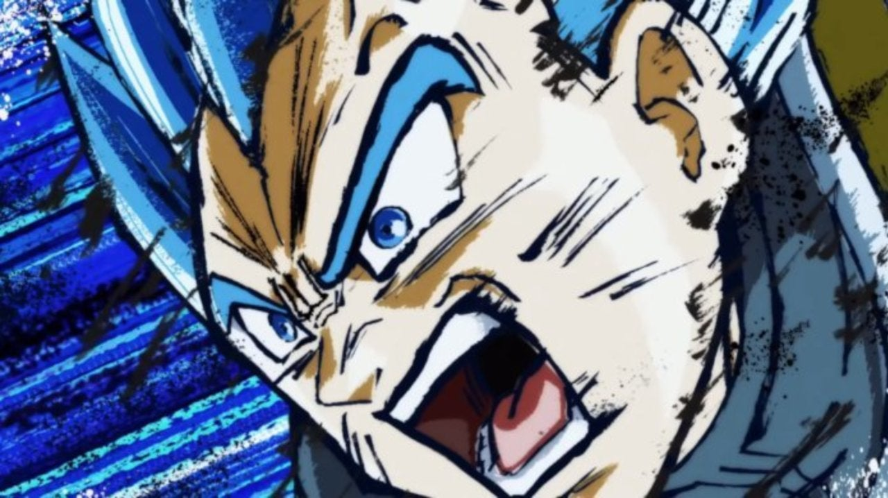 'Super Dragon Ball Heroes' Brings Back Vegeta's Super Saiyan Blue Evolution