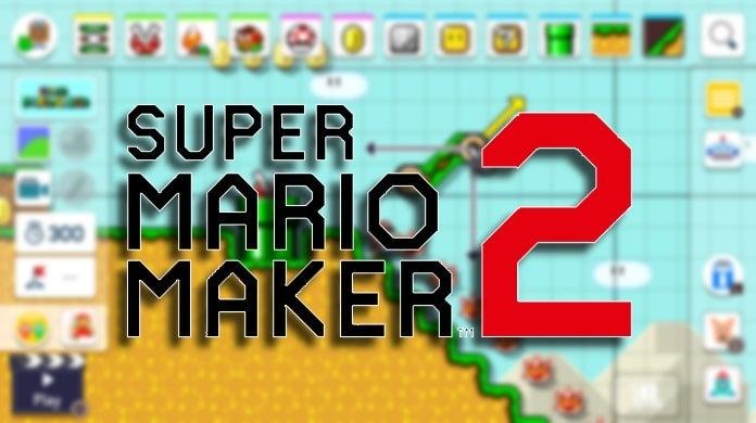 Super Mario Maker 2 Pre-Orders
