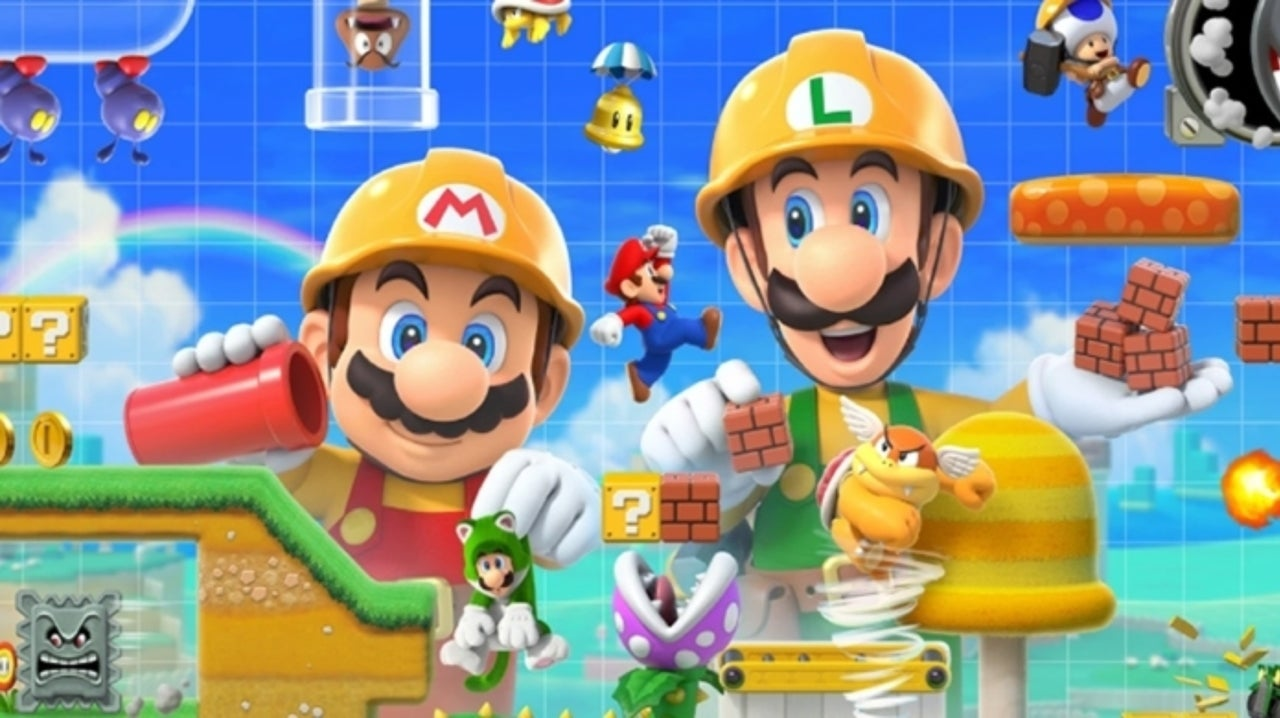 Super Mario Maker 2 Release Date Revealed