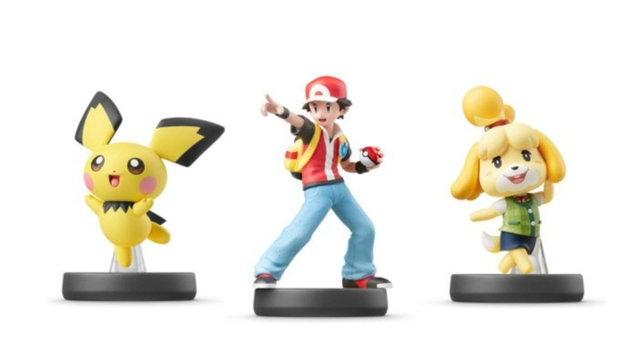 'Super Smash Bros. Ultimate' Isabelle, Pichu, and Pokemon Trainer Amiibo Are About to Go Live