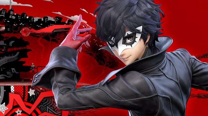 Super Smash Bros Ultimate Persona 5 Joker Release
