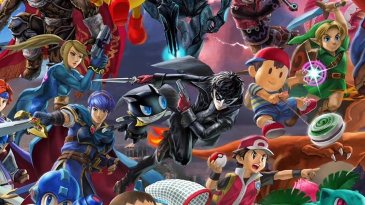 'Super Smash Bros. Ultimate' Update Adds Stage Builder, Video Editor, and More
