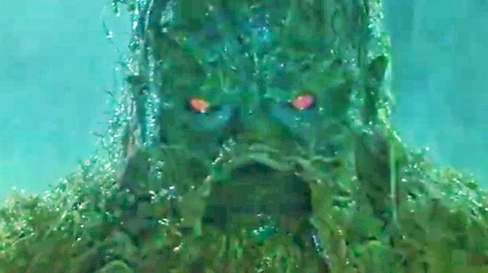 swamp thing best look dc universe