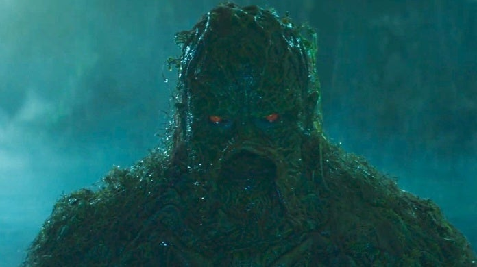 swamp thing tv series trailer