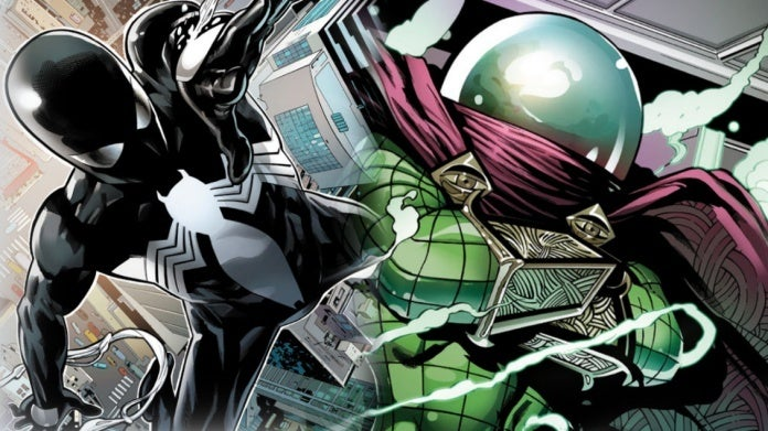 Symbiote Spider-Man Mysterio