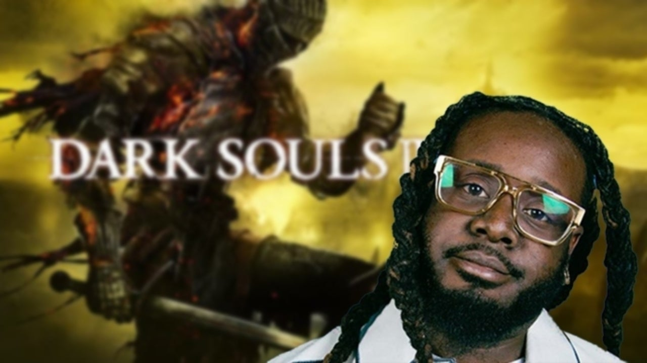 Rapper T-Pain Talks Streaming While Suffering Through Dark Souls III