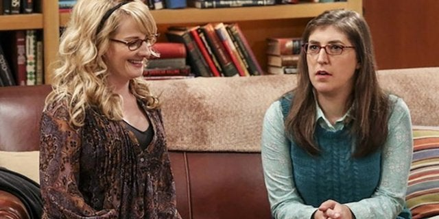 the big bang theory mayim bialik melissa rauch