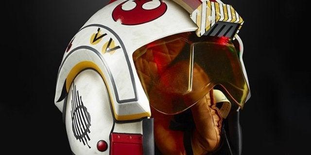 The 'Star Wars' Black Series Luke Skywalker Electronic X-Wing Helmet is a Bargain