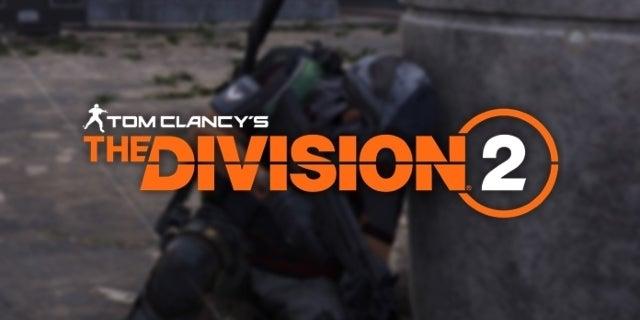 The Division 2 Public Test Server