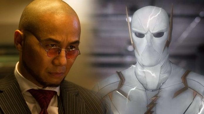the flash godspeed bd wong casting