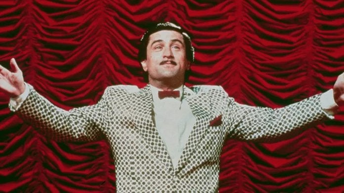 the king of comedy robert de niro