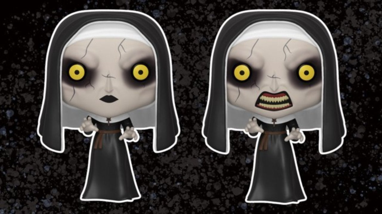 Funko Conjures Up a Pop Figure of The Nun