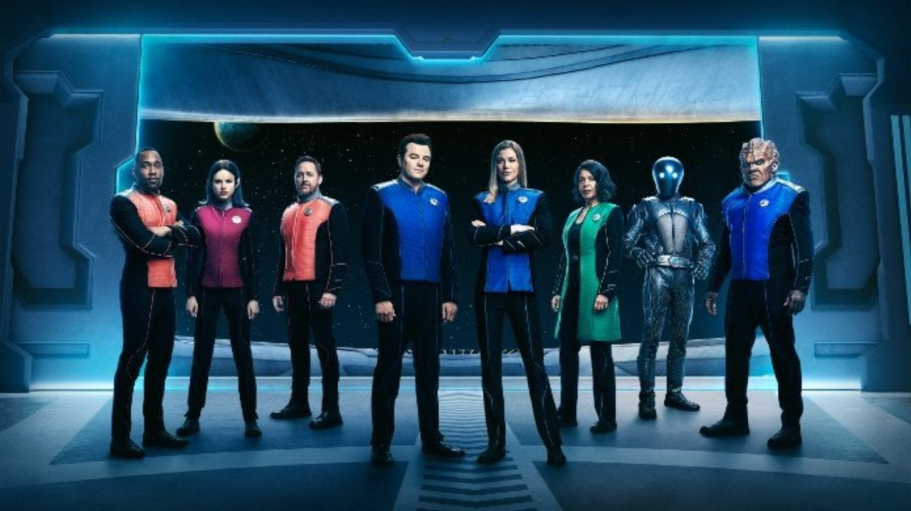 The Orville renewed by Fox for Season 3