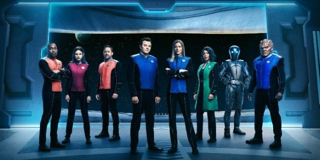 The Orville Headed to New York Comic Con