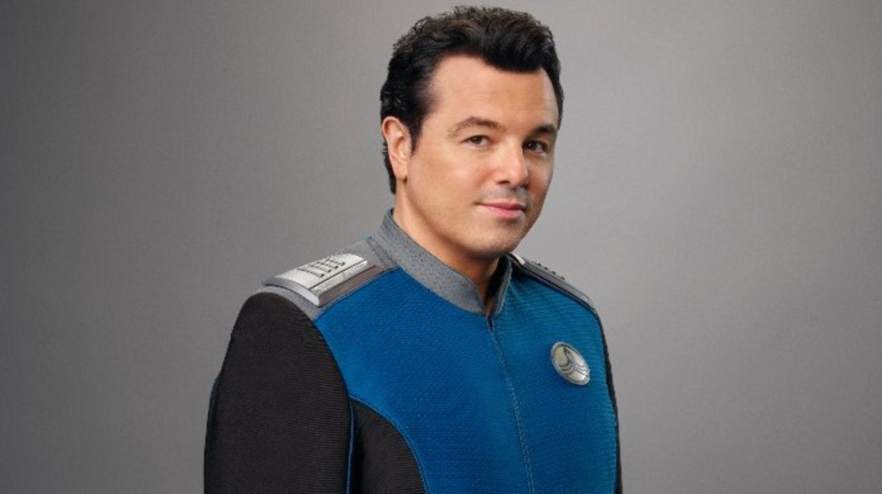 Seth MacFarlane Explains How 'Star Trek' Influenced 'The Orville'