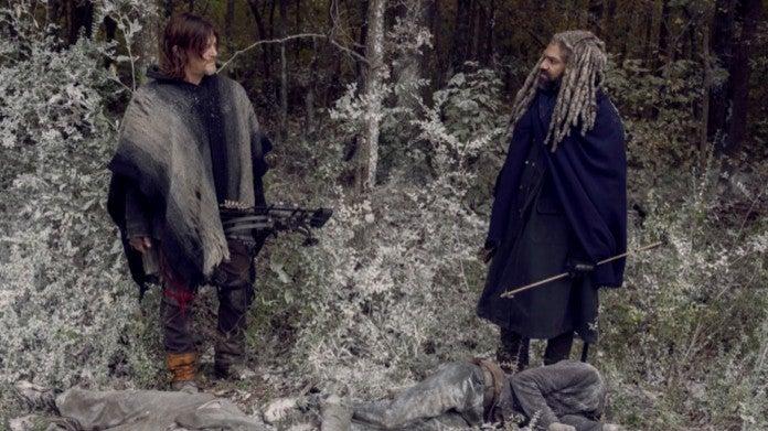 The Walking Dead 916