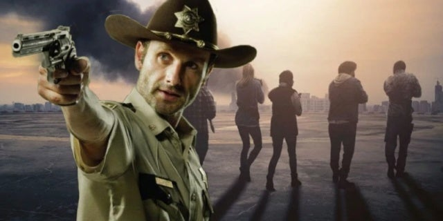 The Walking Dead Black Summer