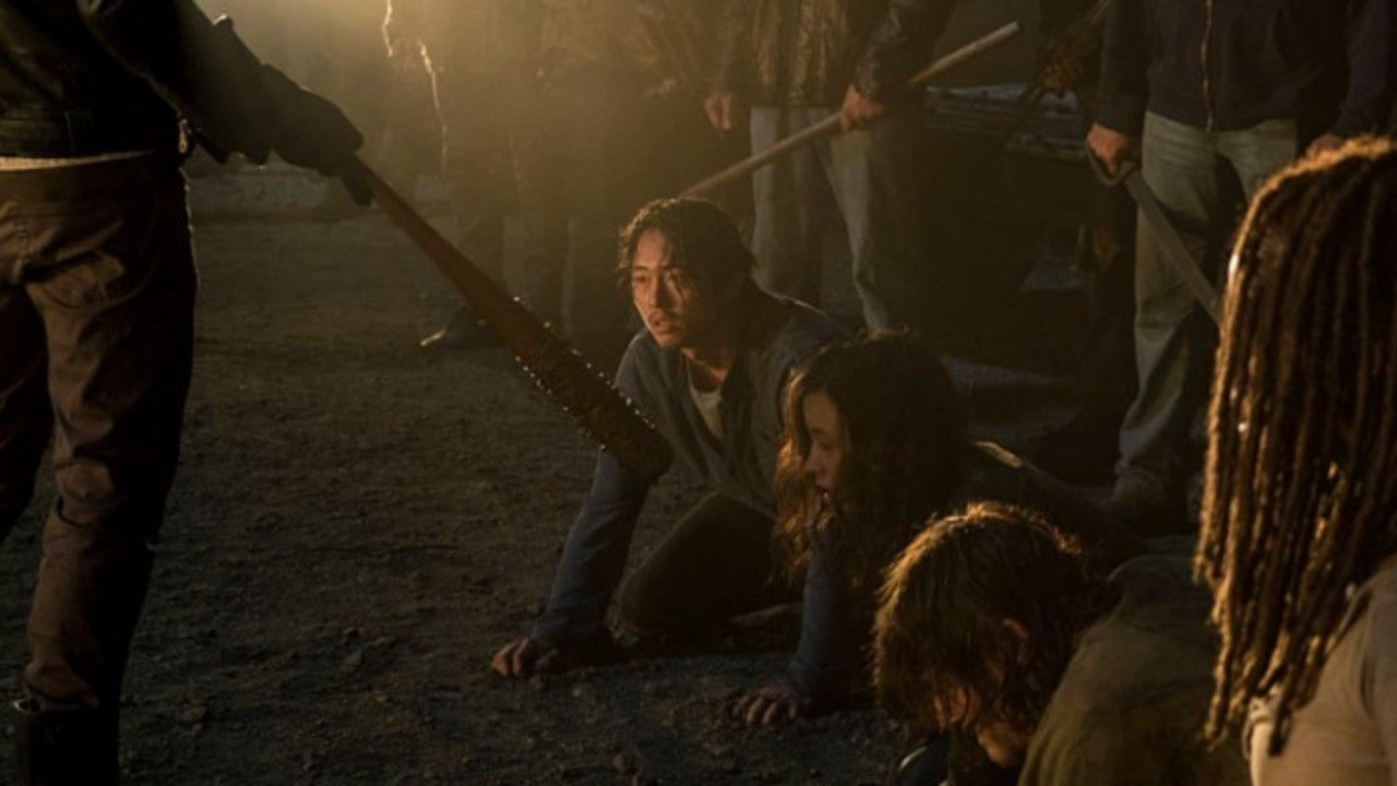'The Walking Dead's Steven Yeun Doesn't Blame Daryl for Glenn's Death