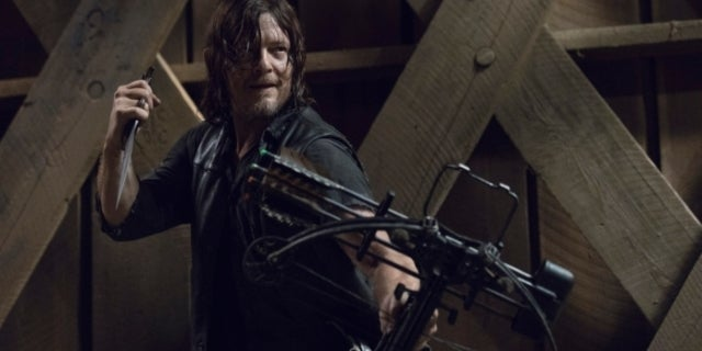 The Walking Dead Daryl Norman Reedus season 9
