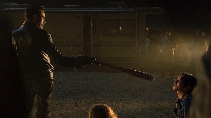 The Walking Dead Glenn Negan