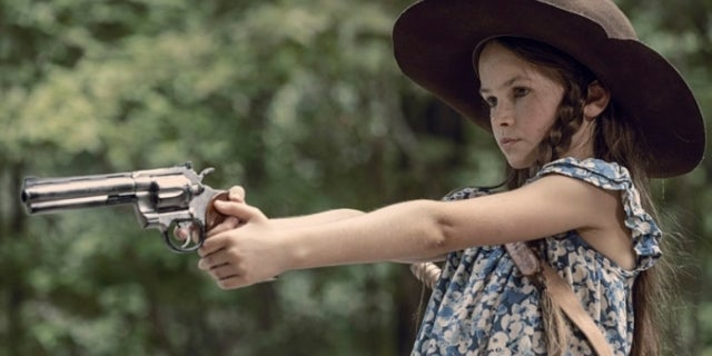 The Walking Dead Judith Cailey Fleming