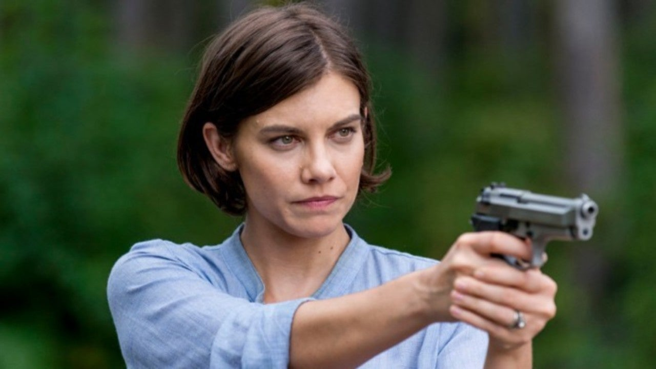 "'The Walking Dead's Lauren Cohan: Maggie's Story Is ""Not Finished"""