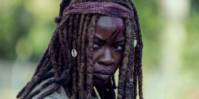 The Walking Dead Will Have Michonne for Most of Season 10