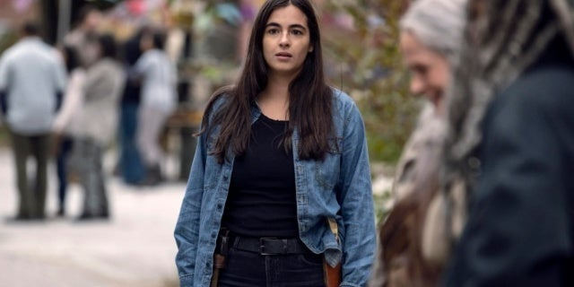 The Walking Dead Tara Alanna Masterson