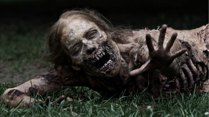 The Walking Dead walker