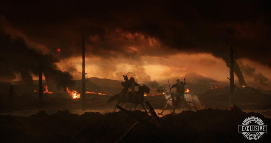 New 'Tolkien' Movie Image Shows Middle-earth at War
