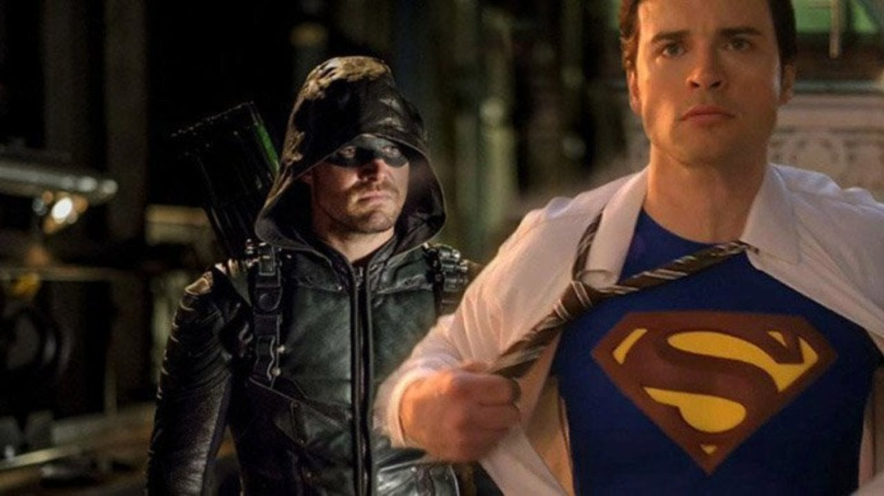 7510e384b Smallville' Star Tom Welling Reportedly Appearing in 'Arrow' Season 8