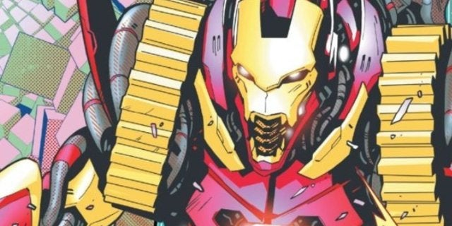 Tony Stark Iron man #10