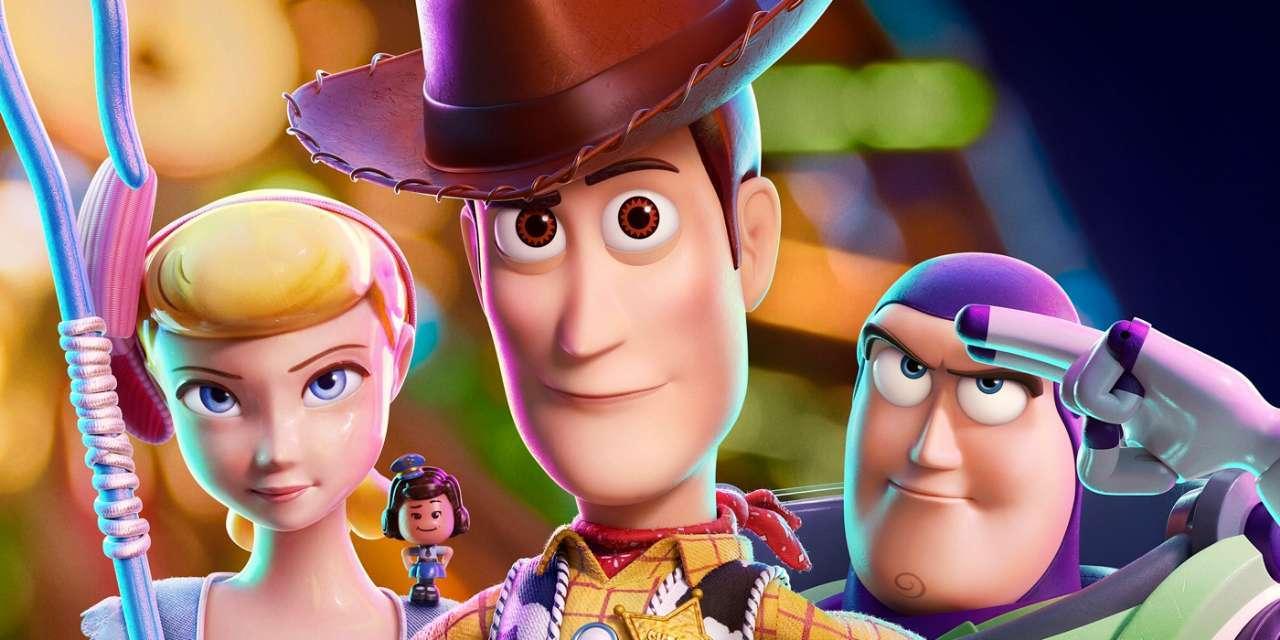 Bilheteria de Toy Story 4 para o segundo fim de semana com US$ 58 milhões