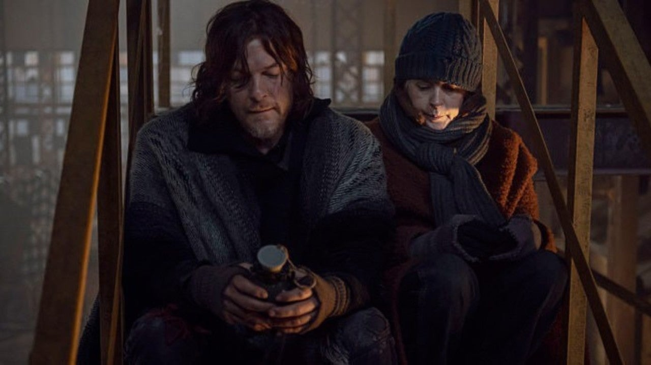 'The Walking Dead' Season 10 Begins Production With Daryl/Carol Set Photo