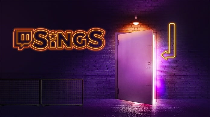 Twitch's Sing-Along Karaoke Game 'Twitch Sings' Now