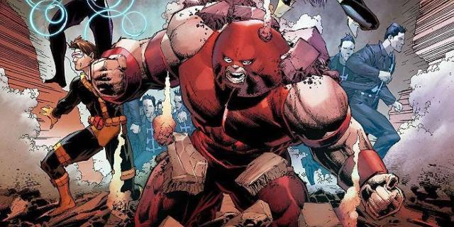 Uncanny X-Men Juggernaut
