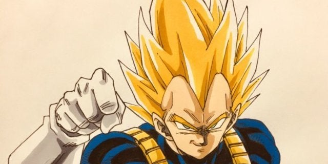 Vegeta-DragongarowLEE-Art-Dragon-Ball-Z