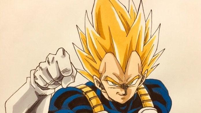Vegeta-DragongarowLEE-Art-Dragon-Ball-Z
