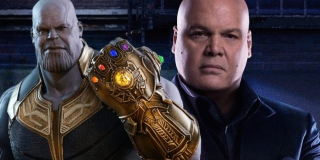 vincent donofrio kingpin thanos