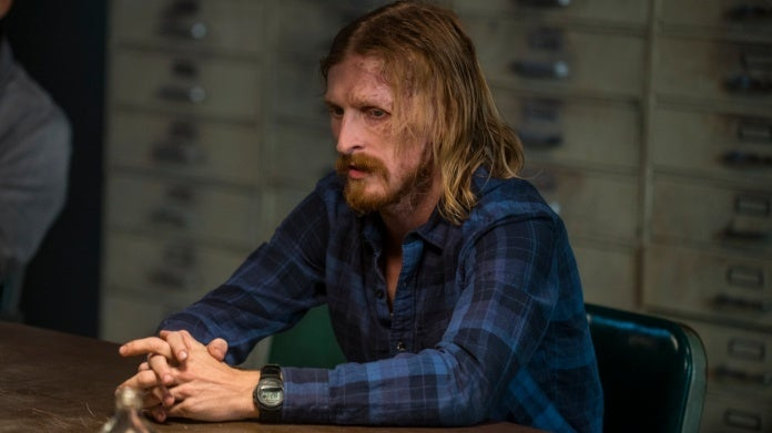 Walking Dead Dwight Austin Amelio