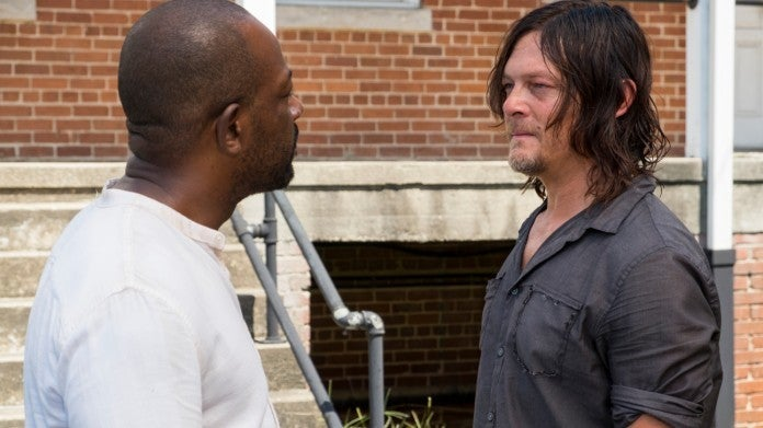 Walking Dead Morgan Daryl