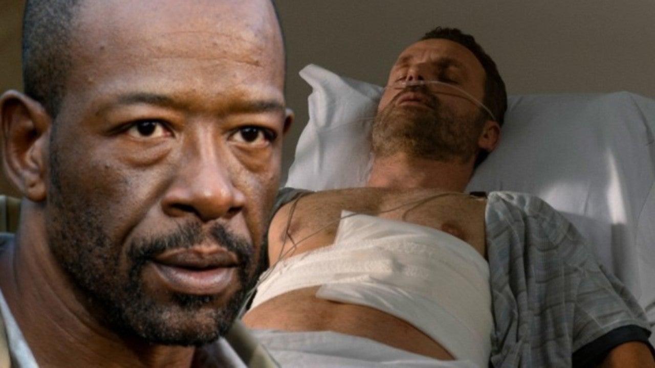 Rick Twd Season 5